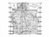County Highway Map, Dakota County 1964